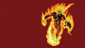 Human Torch Wallpapers - Wallpaper Cave