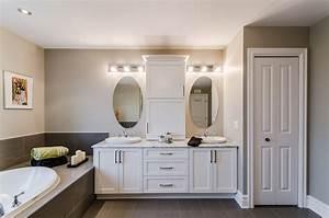 armoires vanites de salles de bains sur mesure armodec With salle de bain design avec armoire salle de bain