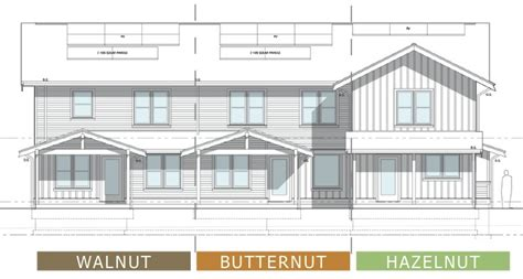 floor plans  elevation drawings cully grove