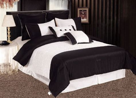 Black And White Bedding Set by White Bedroom Ideas Interior Designing Ideas