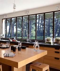 Rideaux De Cuisine : les rideaux pour cuisine fashion designs ~ Preciouscoupons.com Idées de Décoration