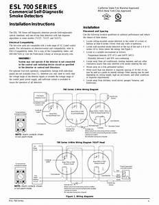 Edwards Smoke Detector Wiring Diagram