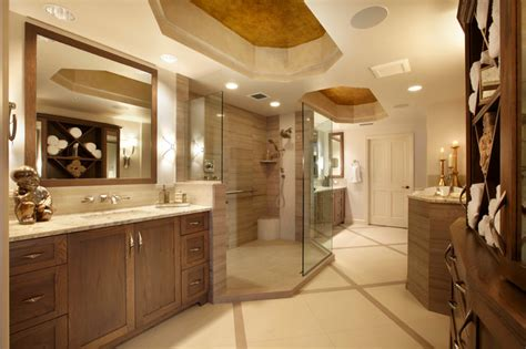 Ideas For Entry Room, Elegant Master Bathroom Designs