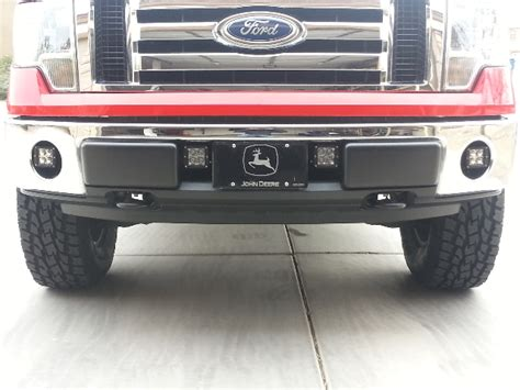 2013 f150 led fog lights anyone changed out their fog lights ford f150 forum