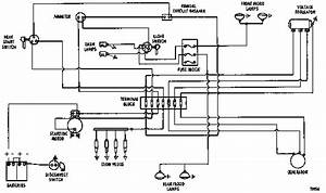 Starter Wiring Diagram Cat Machine
