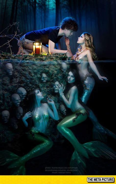 mermaids mermaid evil fairy