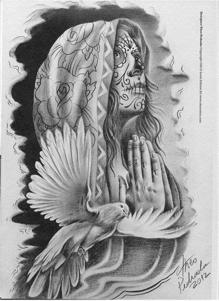 Pin by Michael Garcia on Art | Tattoos, Sleeve tattoos, Chicano tattoos