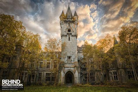 urban exploration   real life abandoned fairy tale