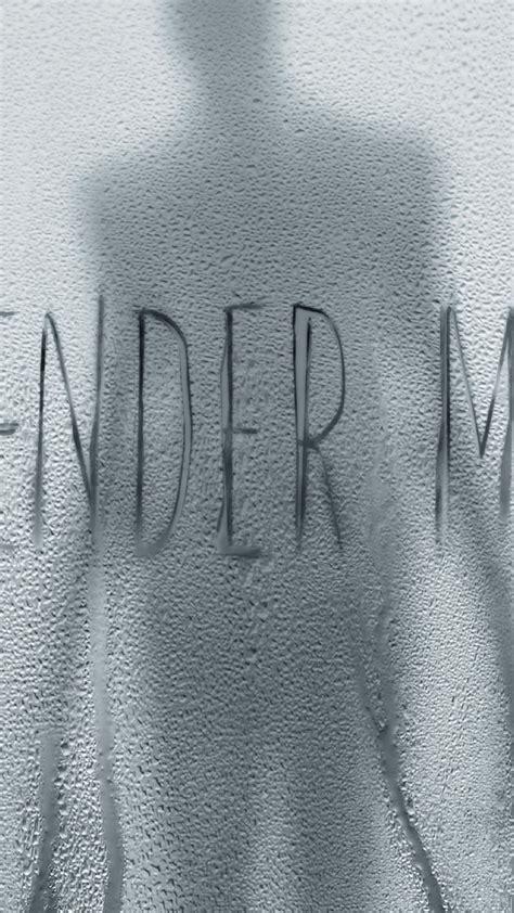 wallpaper slender man poster  movies
