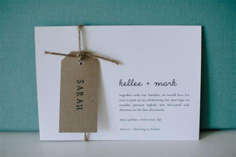super simple wedding invitations polka dot bride