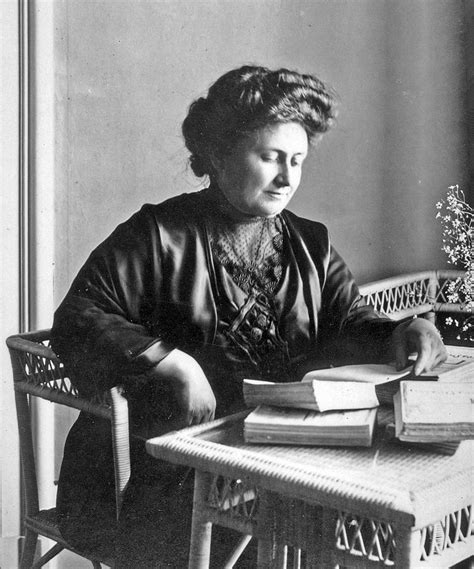 Maria Montessori- the woman who revolutionized the ...