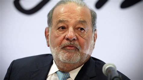 Carlos Slim, delicado pero estable en área VIP del ...