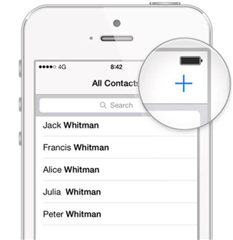 iphone add on how to add contacts to whatsapp from iphone