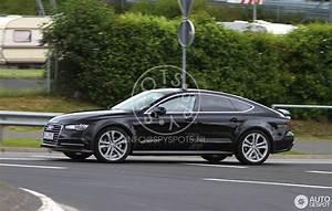 Audi A7 Sportback 2017 Mule - 29 June 2016 - Autogespot