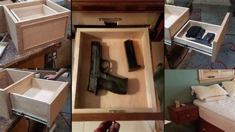 woodworking projects  secret compartments