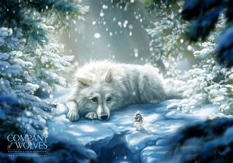 There Once Was A Wolf... By Thecompanyofwolves On Deviantart