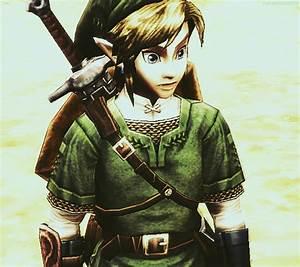 Zelda Twilight Princess Link And Zelda
