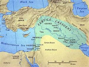 Mesopotamian Maps by History Links 101