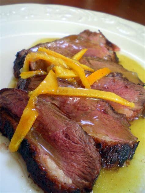 cuisiner un magret de canard magret de canard 224 l orange cuisiner avec ses 5 sens