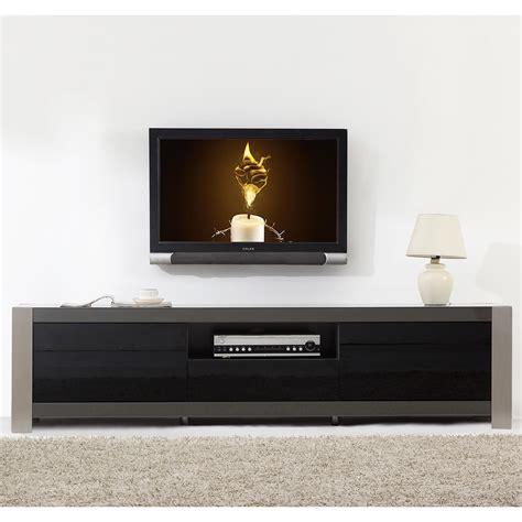 modern bm  gry coordinator  contemporary tv stand