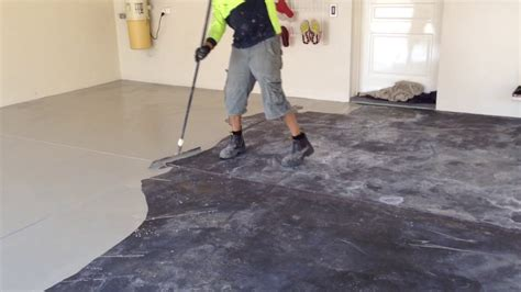 level decorative concrete melbourne  leveling