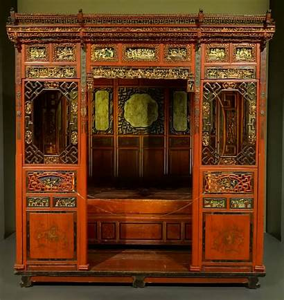 Chinese Bed Canopy 2009 Wikipedia Furniture Mbam
