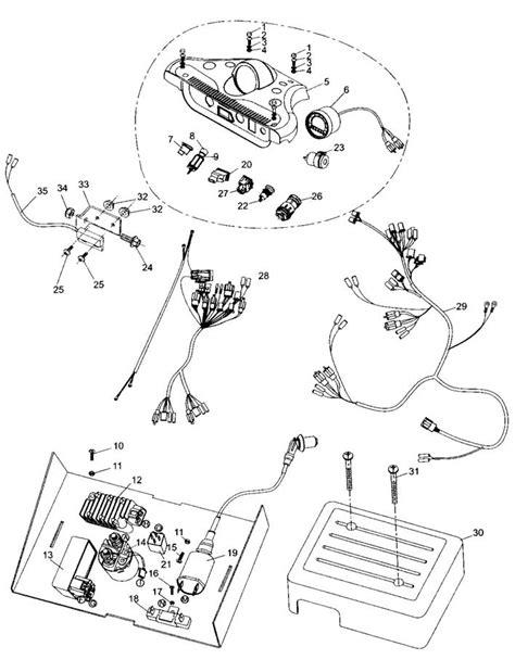 Carbide Go Kart Wire Diagram by Hammerhead 150cc Wire Harness Electrical Hammerhead