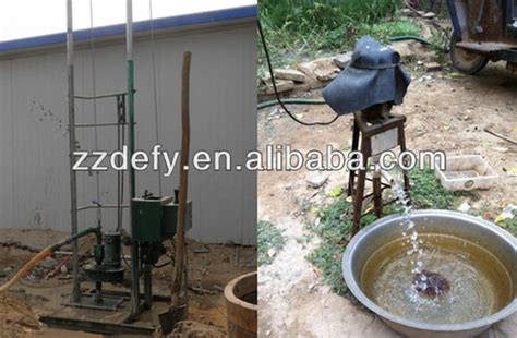 Homemade Water Well Drilling Rig - Homemade Ftempo