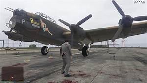 WW2 Bomber Plane Avro Lancaster MK.III - GTA5-Mods.com