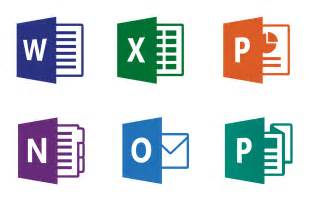Office 2016 Microsoft Word Icon