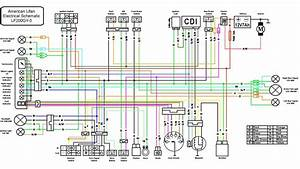 Wiring Harness Diagram Lovely 200cc Lifan Wiring Diagram
