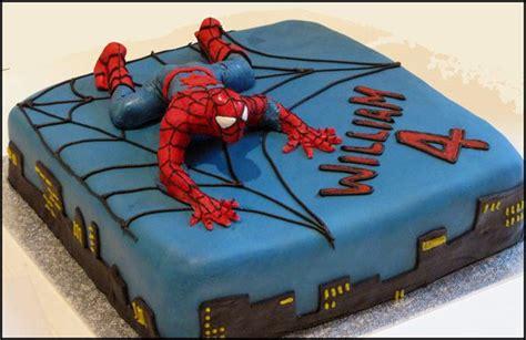 spiderman cake ideas architecture world