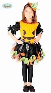 Halloween Kostüm Kürbis : halloween k rbism dchen kleid gr 110 146 ~ Frokenaadalensverden.com Haus und Dekorationen
