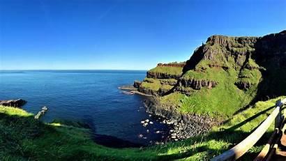Ireland Northern Coastline Wallpapers Coast Desktop Widescreen