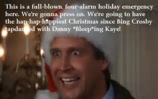 Griswold Christmas Tree Quotes in this crazy life more is always better at christmas