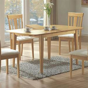 monarch, specialties, gilbert, maple, rectangular, dining, table, with, extension, leaf