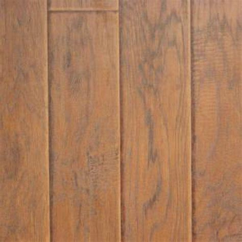 hickory laminate flooring home depot innovations sand hickory laminate flooring 5 in x 7 in