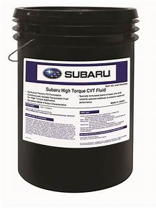 2015 Subaru Forester Cvt Atf High Torque  5 Gallon Pail