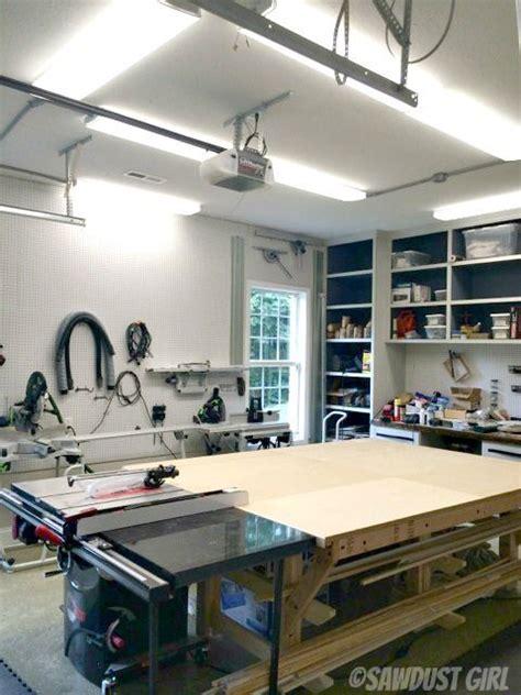best led lights for garage workshop best 25 led shop lights ideas on led garage