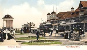 Vintage Hampton Beach NH