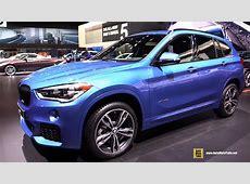2017 BMW X1 28i xDrive M Sport Exterior and Interior