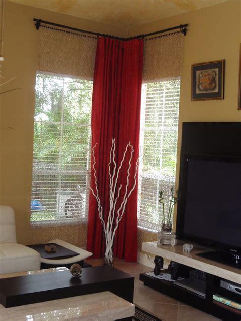 corner window treatment yelp