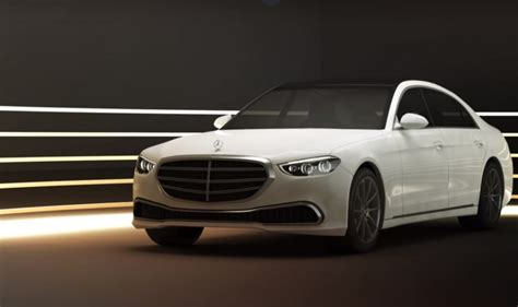 mercedes benz  class digital renders