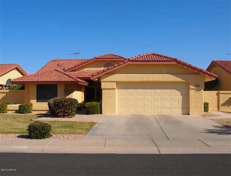 march 2012 real estate market sun city west arizona