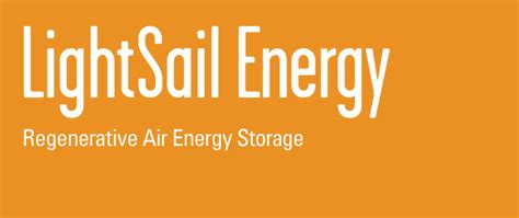light sail energy lightsail energy regenerative air energy storage watt now