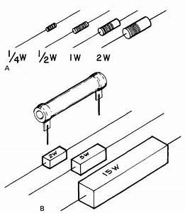 Carbon Resistor Schematic Symbol