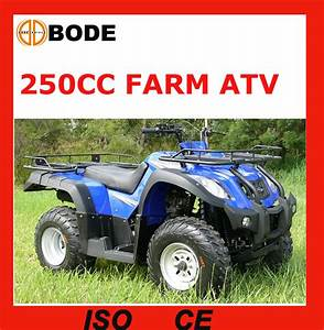China Eec 250cc Manual Transmission Atv Mc-373