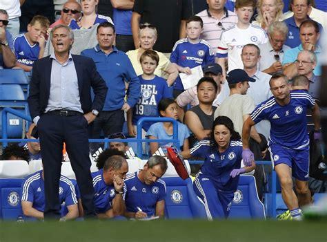 Eva Carneiro row: Jose Mourinho to face no FA action over ...