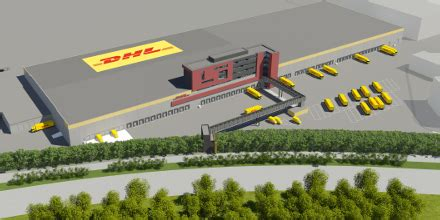 bureau dhl bruxelles dhl invests in hub at brussels airport itj