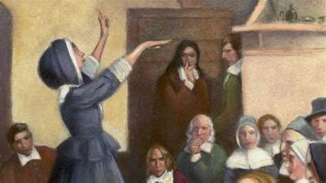 anne hutchinson early life beliefs trial history